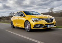Renault Megane RS (2018 - ) new car ratings and reviews