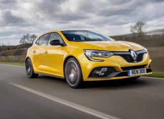 Renault Megane RS (2018 - ) new car ratings and reviews