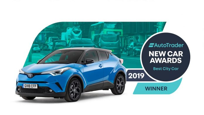 Toyota C-HR and Hilux honoured in the Auto Trader New Car Awards 1
