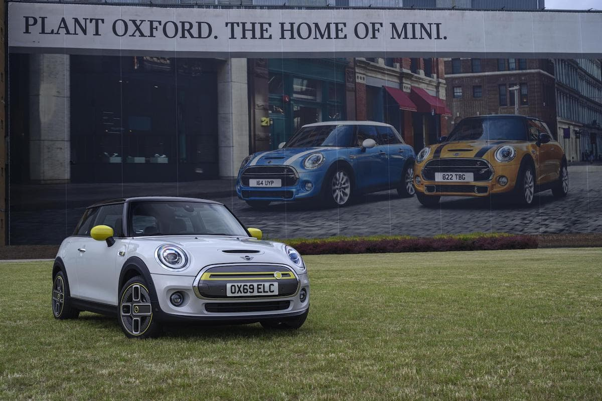 Mini Electric at its Oxford factory | The Car Expert