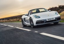 Porsche 718 Boxster GTS (2018) new car ratings and reviews   The Car Expert