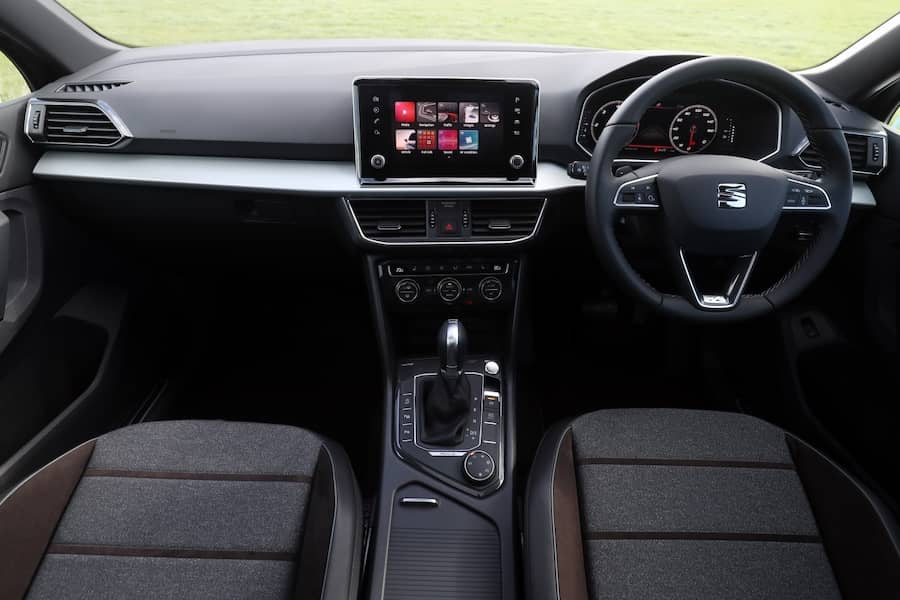 SEAT Tarraco review 2019 - interior and dashboard   The Car Expert