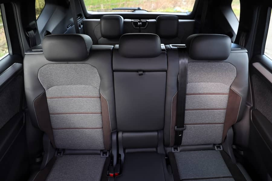 SEAT Tarraco review 2019 - middle and rear seats   The Car Expert