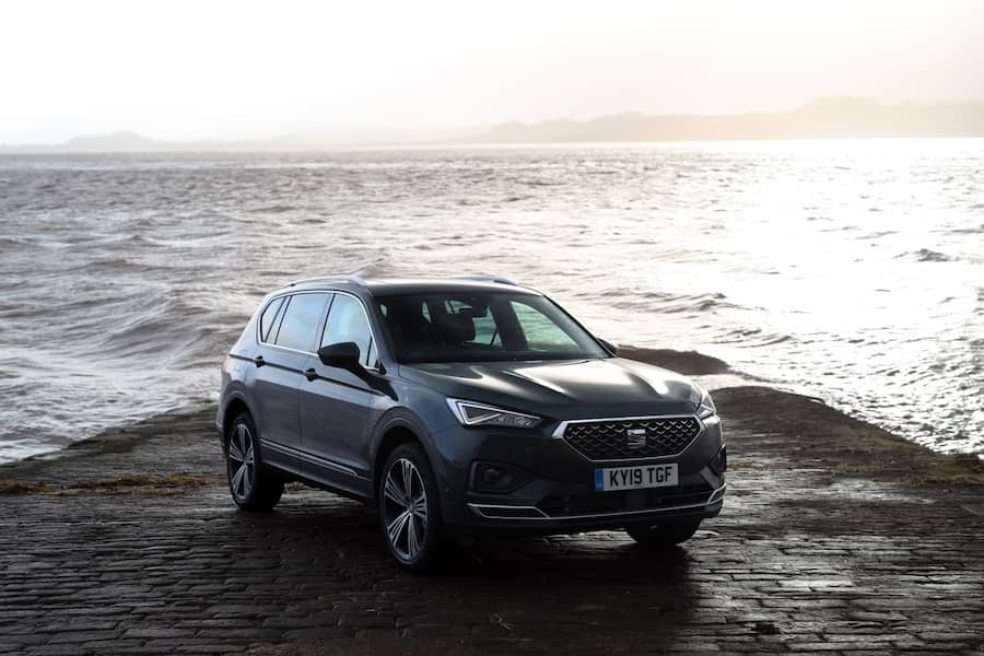 SEAT Tarraco review 2019 - front view | The Car Expert