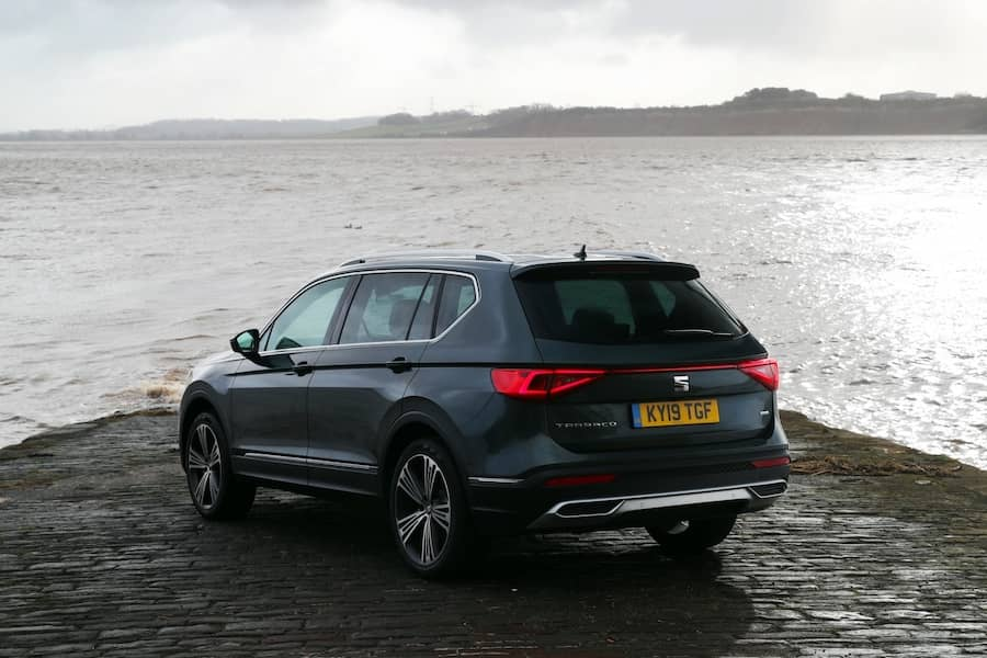 SEAT Tarraco review 2019 - rear view | The Car Expert