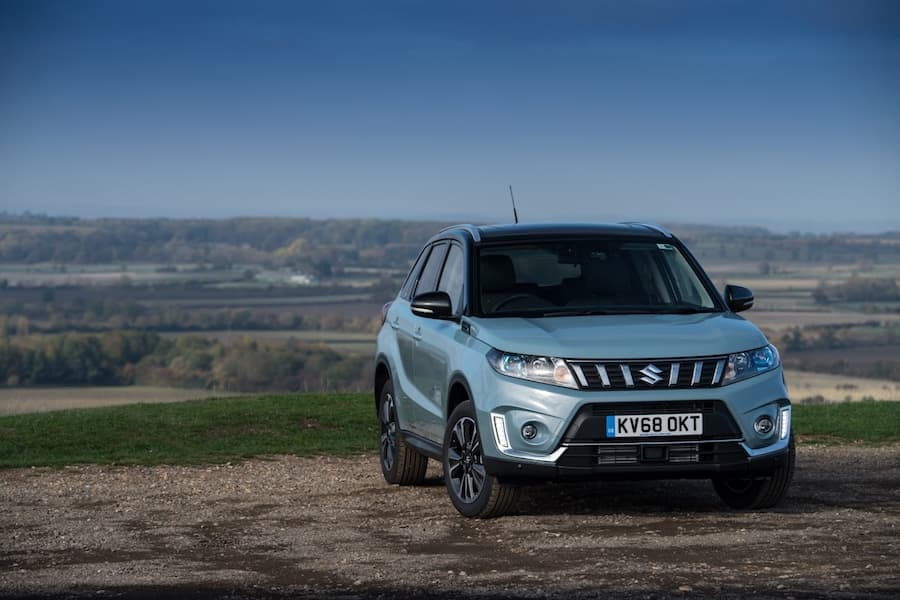 Suzuki Vitara (2015 - present) new car ratings and reviews