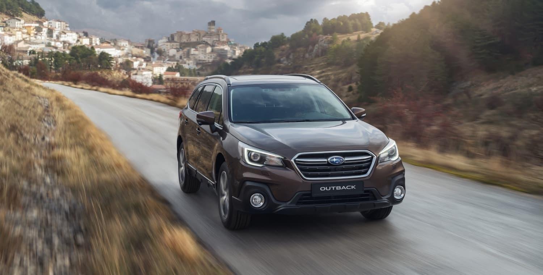Subaru Outback (2018) new car ratings and reviews | The Car Expert