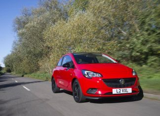 Vauxhall Corsa Griffin