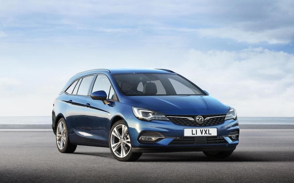 2020 Vauxhall Astra estate facelift | The Car Expert
