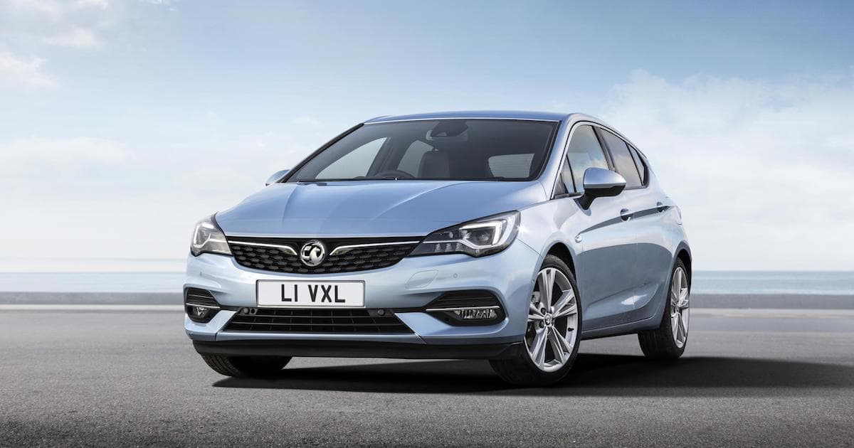 2020 Vauxhall Astra hatchback facelift | The Car Expert