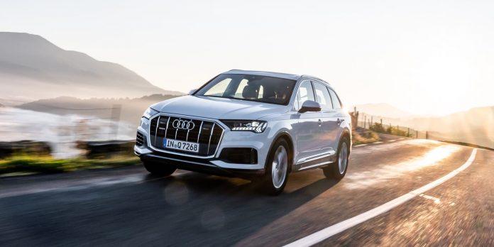 2020 Audi Q7 test drive wallpaper | The Car Expert