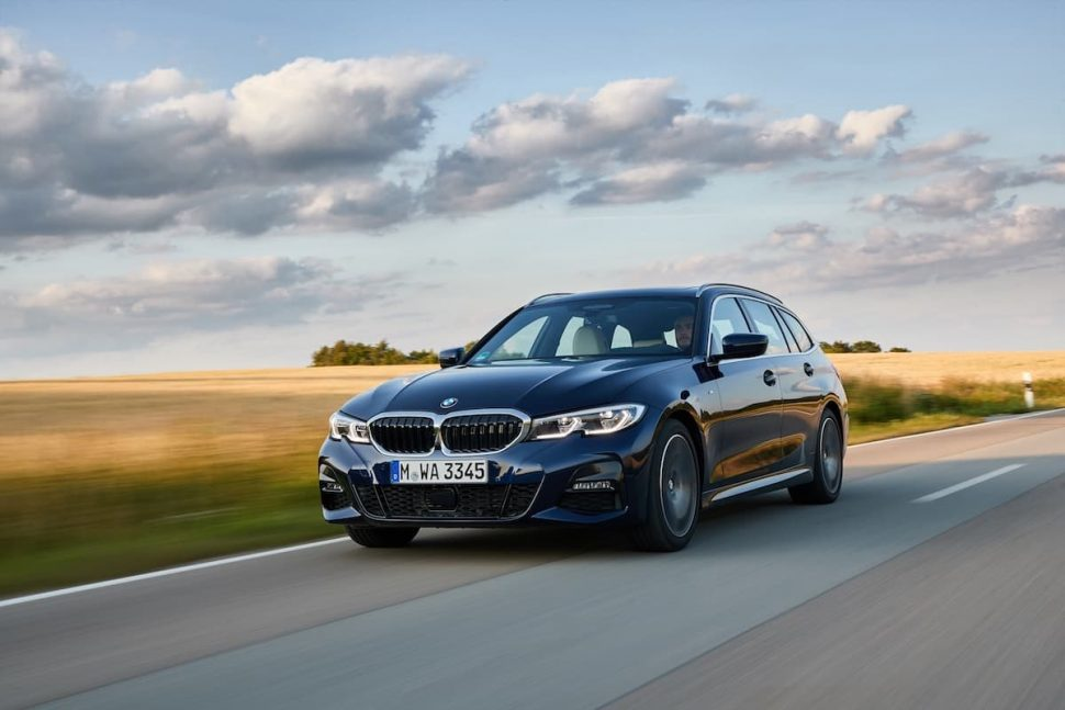 2020 BMW 3 Series Touring road test - front | July 2019 | The Car Expert