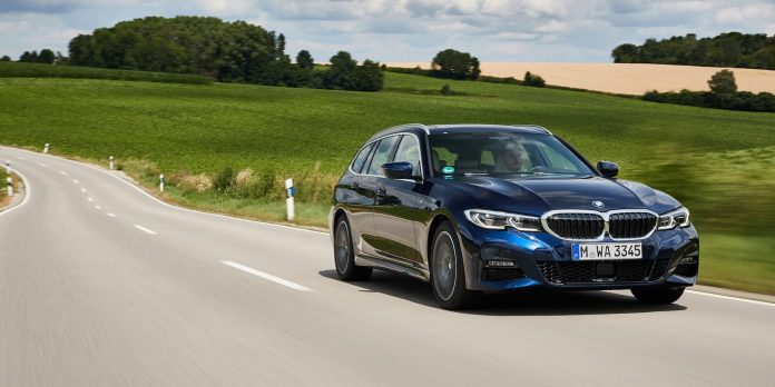 2020 BMW 3 Series Touring wallpaper   July 2019   The Car Expert