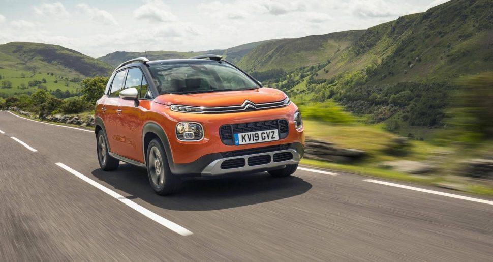 Citroën C3 Aircross (2019) - new car ratings and reviews   The Car Expert