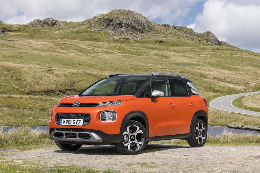 Citroën C3 Aircross (2019) - front view | The Car Expert