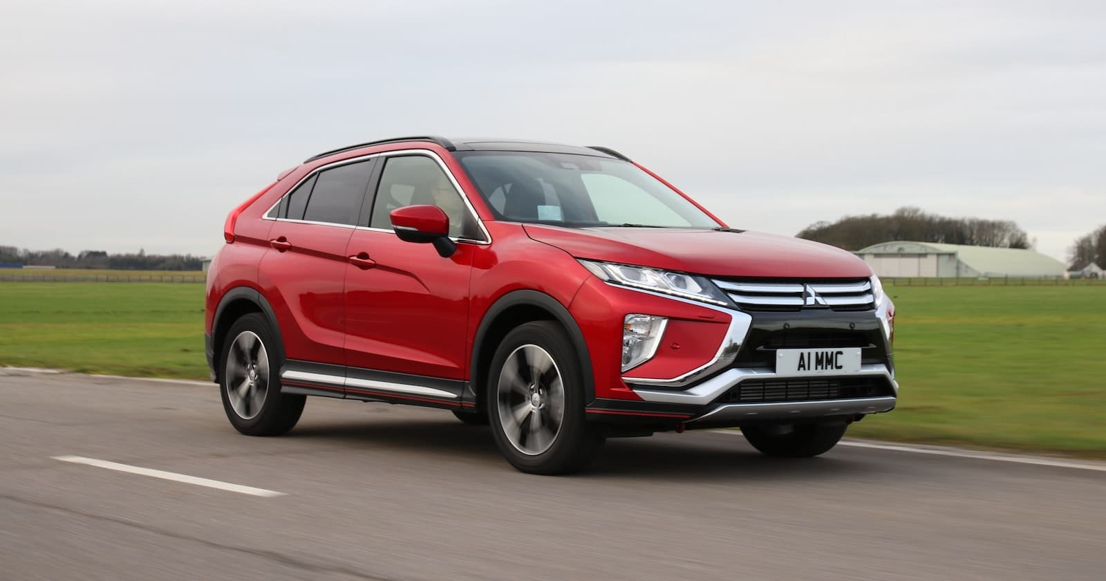 Mitsubishi Eclipse Cross (2018) new car ratings and reviews | The Car Expert