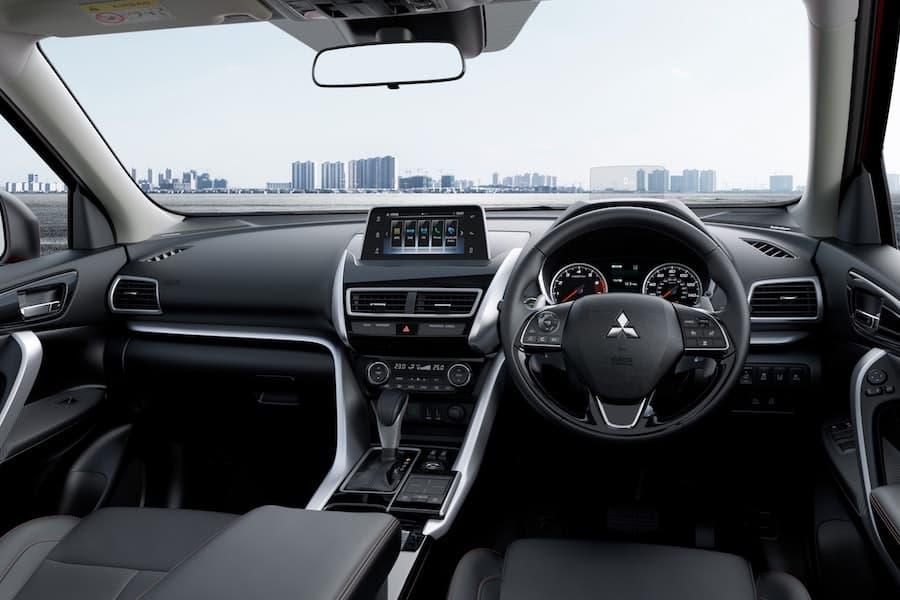 Mitsubishi Eclipse Cross (2018) interior and dashboard | The Car Expert