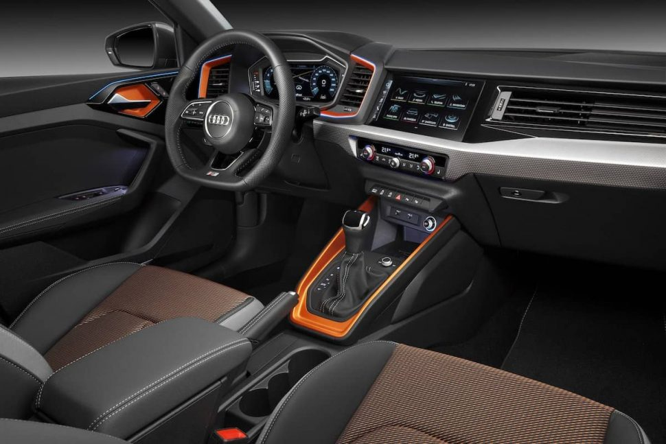 2020 Audi A1 Citycarver - interior | July 2019 | The Car Expert