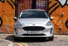 Ford Fiesta Trend - front view   July 2019   The Car Expert
