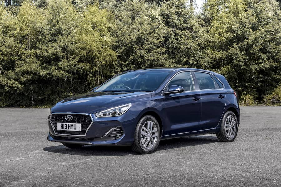 Hyundai i30 hatchback - front | The Car Expert
