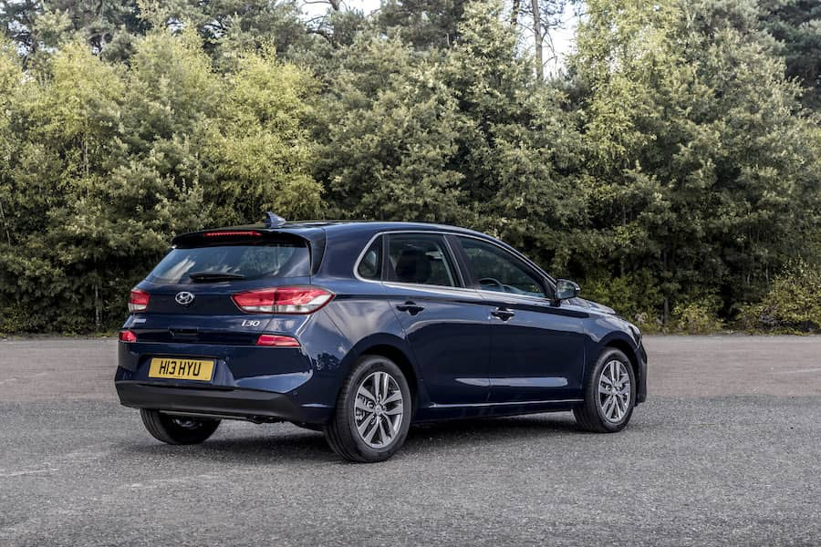 Hyundai i30 hatchback - rear | The Car Expert