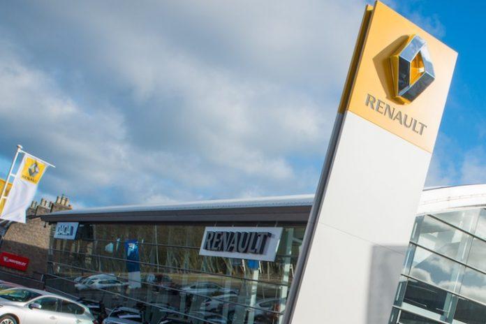 Renault dealership   The Car Expert