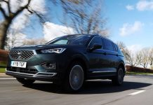 SEAT Tarraco test drive 2019 wallpaper | New car review | The Car Expert