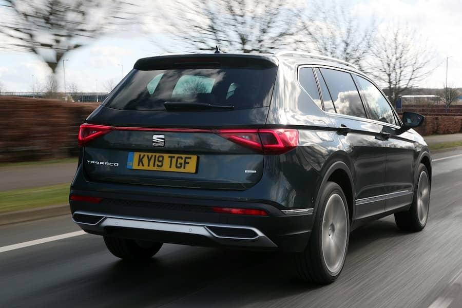 SEAT Tarraco road test 2019 - rear   The Car Expert