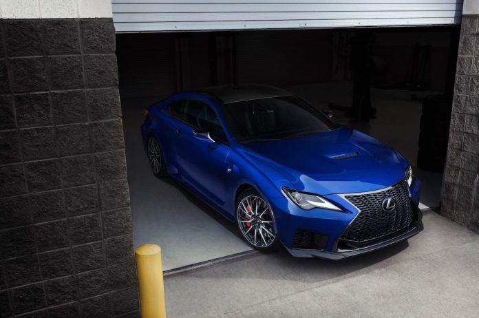 2020 Lexus RC F | The Car Expert