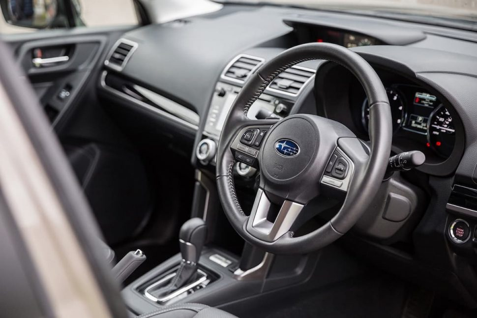 2019 Subaru Outback interior and dashboard | The Car Expert