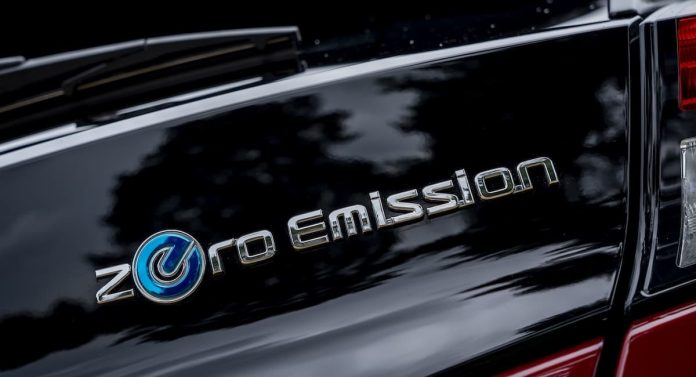 Zero emissions badge | The Car Expert