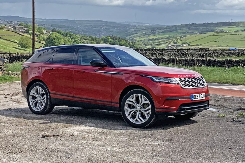 Range Rover Velar review 2019 - front view | The Car Expert