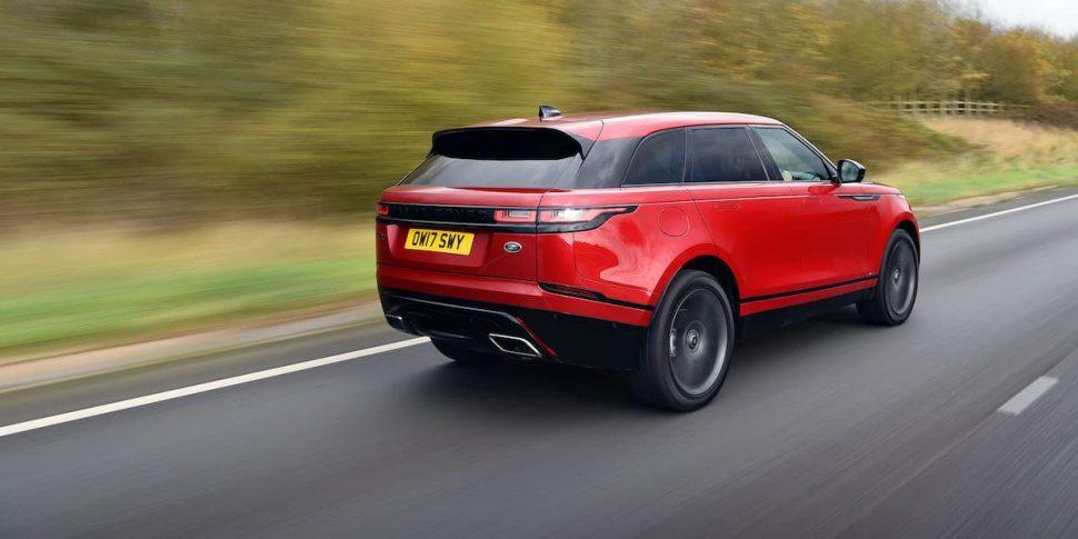 Range Rover Velar road test 2019 - rear view | The Car Expert