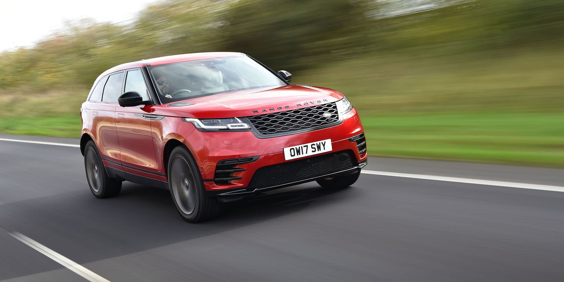 Range Rover Velar Review The Car Expert