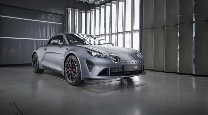 Alpine A110S gets 40hp boost for £10K