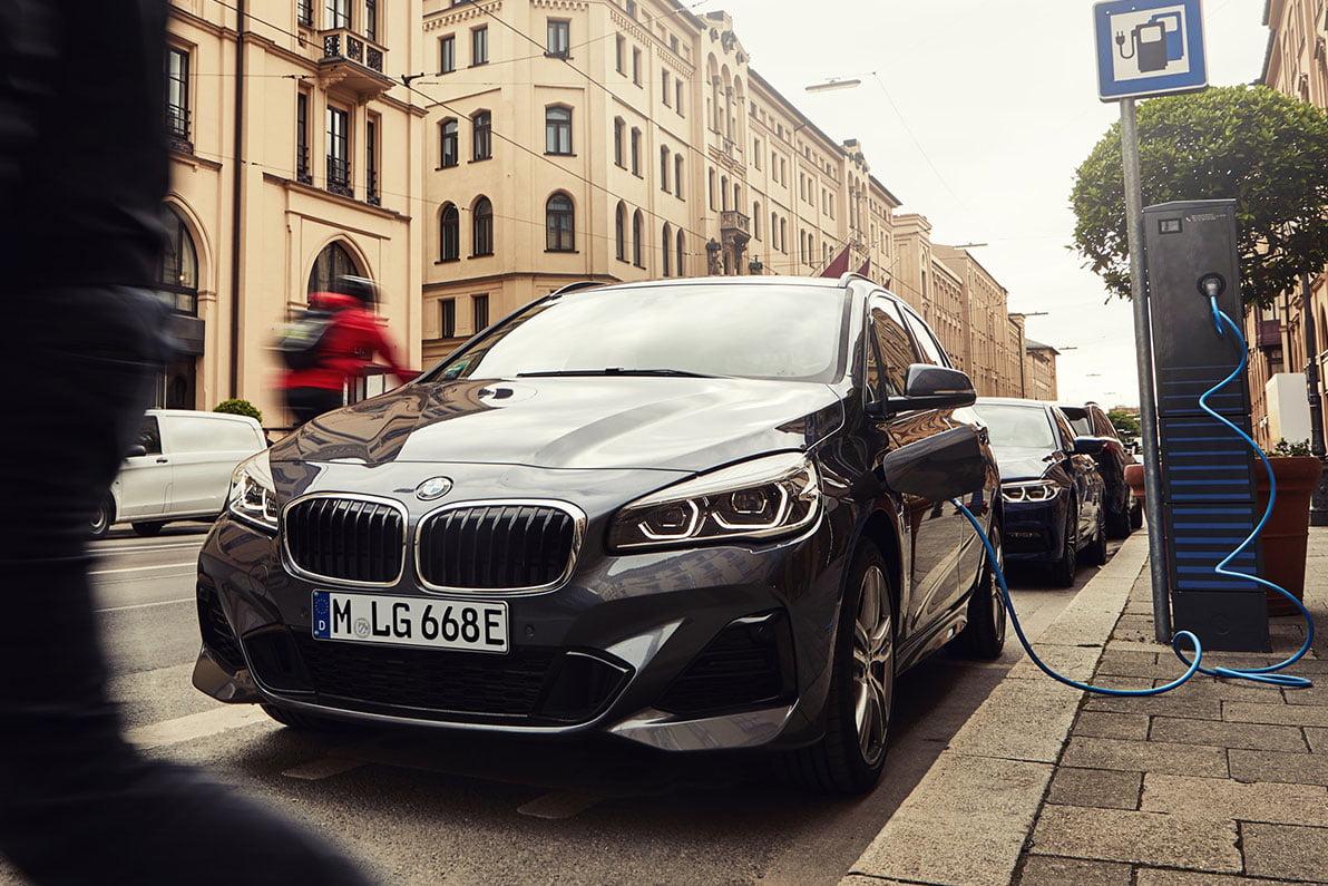 BMW 2 Series Active Tourer The Car Expert charging