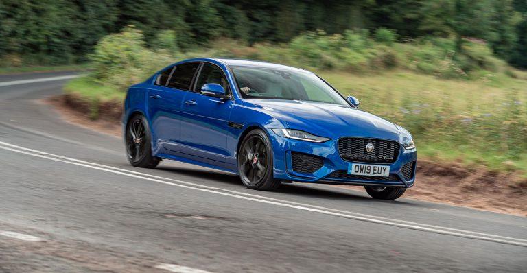 Jaguar XE test drive