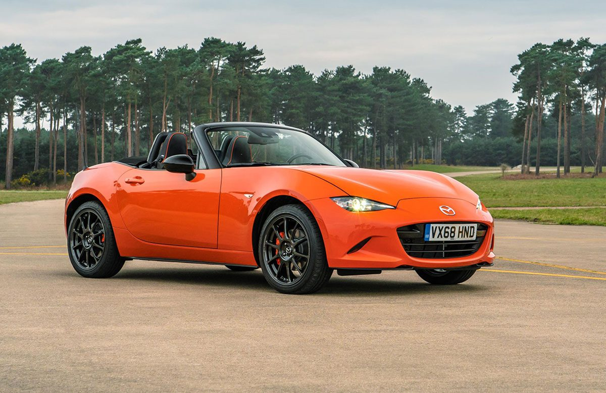 Mazda MX-5 30th Anniversary The Car Expert
