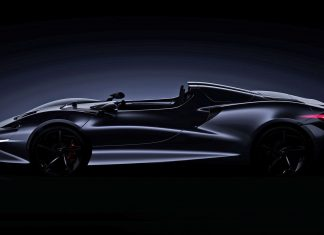 McLaren Ultimate Series roadster The Car Expert