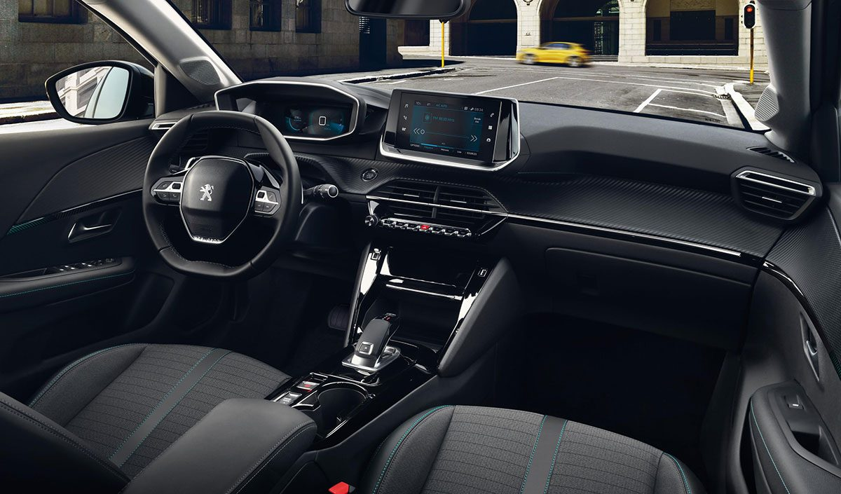 Peugeot 208 interior The Car Expert