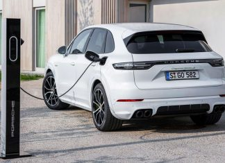 Porsche Cayenne plug-in hybrid The Car Expert