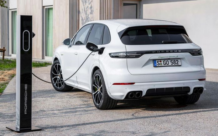 Porsche Cayenne plug-in hybrid The Car Expert