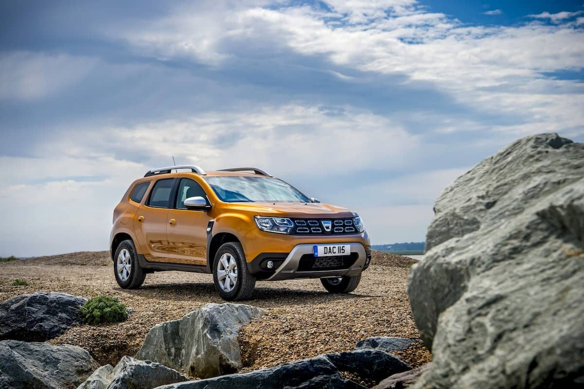 2019 Dacia Duster review - front view | The Car Expert