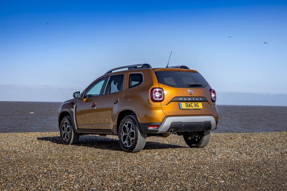 2019 Dacia Duster review - rear view | The Car Expert