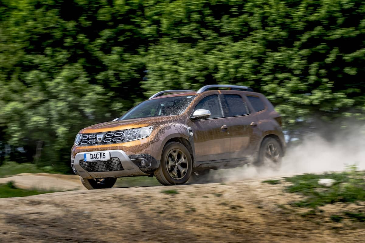 2019 Dacia Duster road test - off-road | The Car Expert