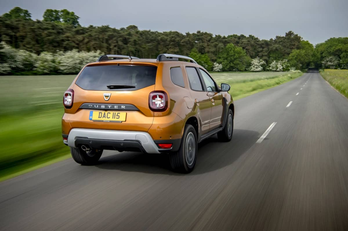 2019 Dacia Duster road test - on-road | The Car Expert