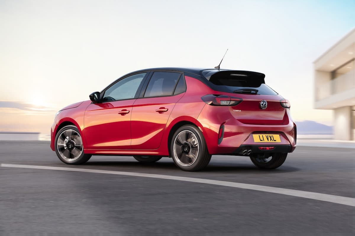 2020 Vauxhall Corsa pricing announced –rear view | The Car Expert