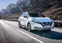 Nissan Leaf (2018 onwards) new car ratings and reviews | The Car Expert