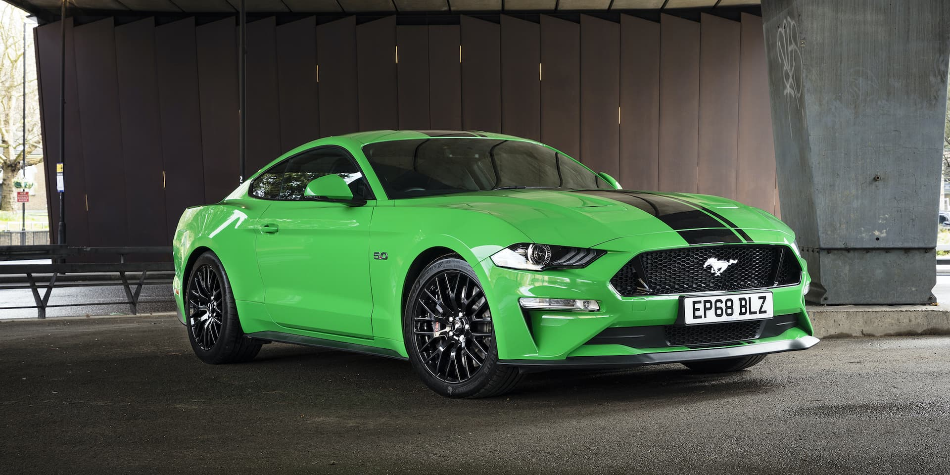 Ford Mustang (2016 onwards) Expert Rating