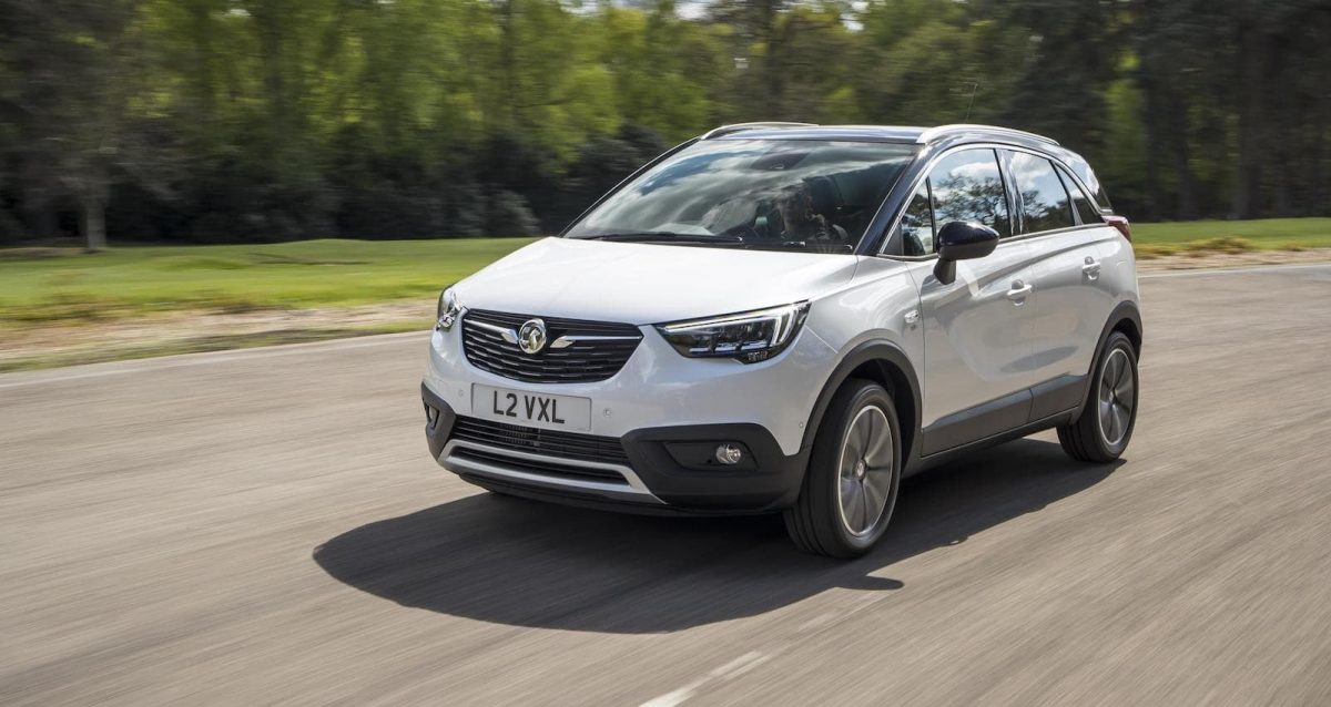 Vauxhall Crossland X (2017) new car ratings and reviews | The Car Expert